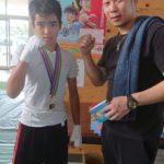 第2回ジュニア・チャンピオンズリーグ福津大会に出場しました(*^^*)