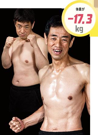 Kさん 60歳